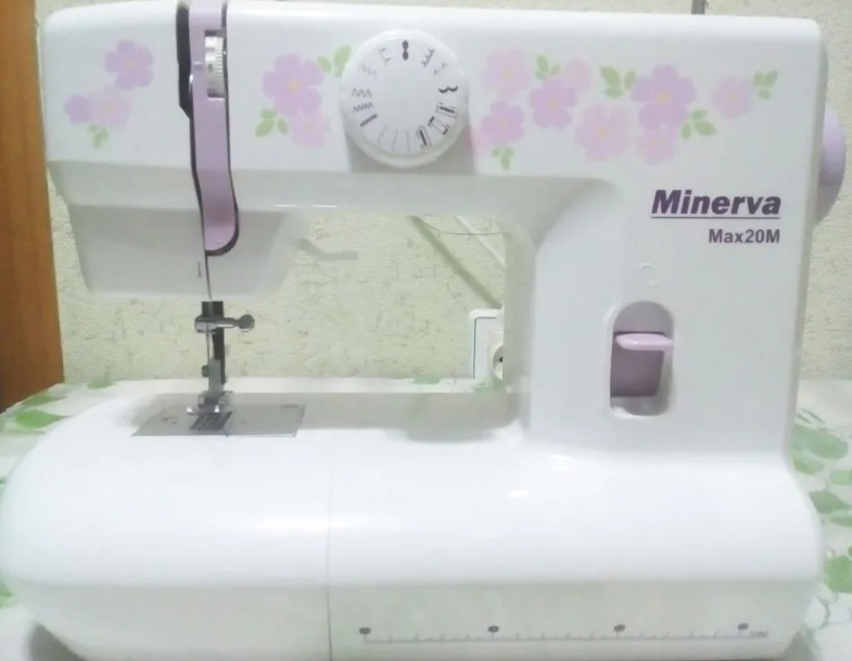 Opinions About The Minerva Max20M Sewing Machine